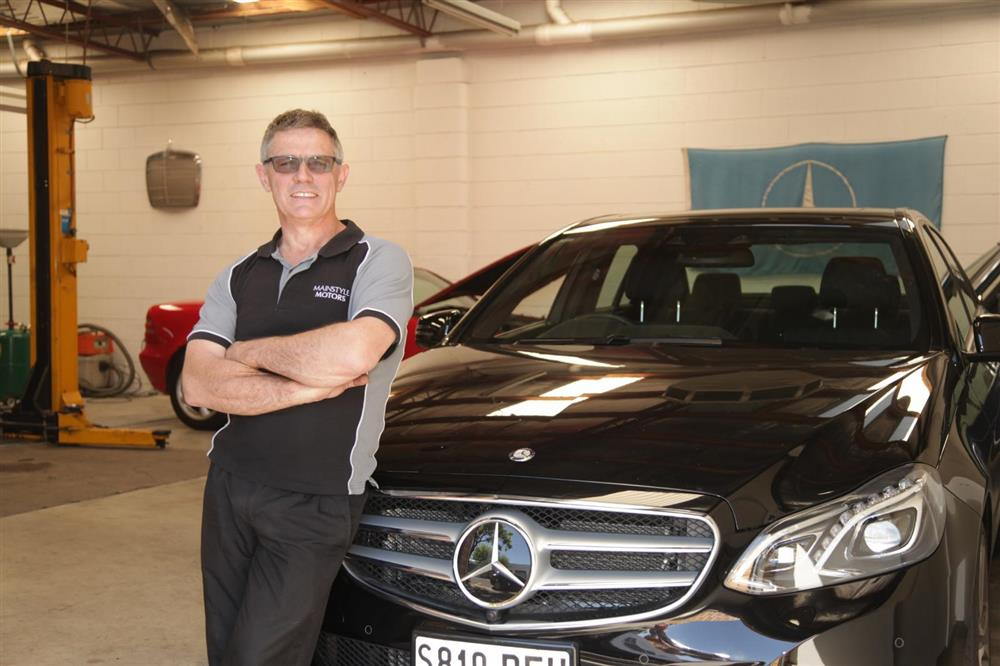 Owner at Mainstyle Motors Adelaide